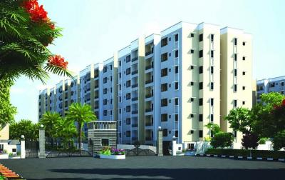 Gallery Cover Image of 1350 Sq.ft 3 BHK Apartment for buy in BEML Cooperative Society Layout for 4800000