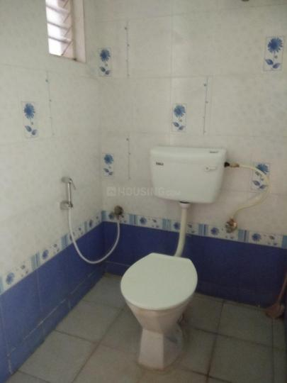 Common Bathroom Image of 250 Sq.ft 1 RK Independent Floor for rent in Shingapura for 4000