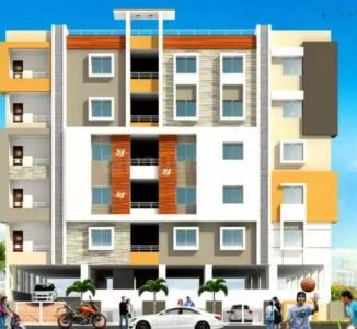 Gallery Cover Image of 1100 Sq.ft 2 BHK Apartment for buy in Nizampet for 5170000