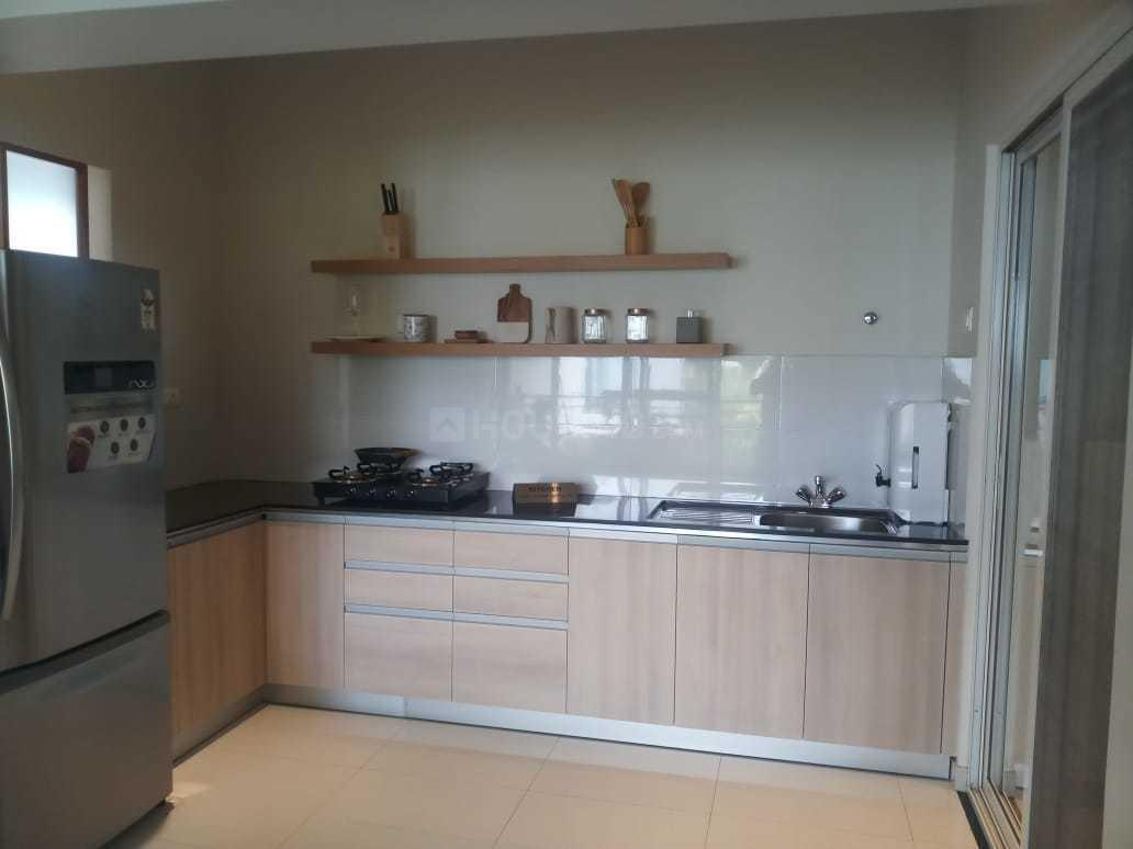 Kitchen Image of 922 Sq.ft 2 BHK Apartment for buy in Mundhwa for 7000000