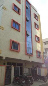मुनेश्वरा नगर में श्री सिवनी पीजी फॉर जैंट्स में बिल्डिंग की तस्वीर
