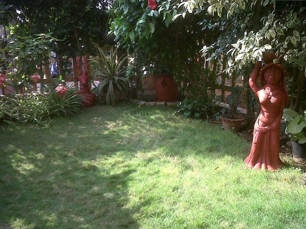 Garden Area Image of 1450 Sq.ft 3 BHK Independent House for buy in Undri for 12400000