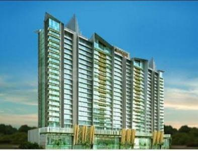 Gallery Cover Image of 750 Sq.ft 1 BHK Apartment for buy in Unique Shanti The Address, Mira Road East for 6075000