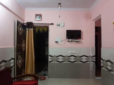 Gallery Cover Image of 530 Sq.ft 1 BHK Apartment for rent in Airoli for 10000