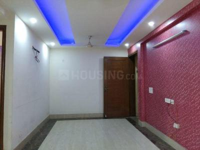 Gallery Cover Image of 1350 Sq.ft 3 BHK Independent Floor for rent in Chhattarpur for 18500