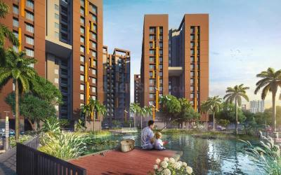 Gallery Cover Image of 687 Sq.ft 3 BHK Apartment for buy in Merlin Urvan, South Dum Dum for 5700000