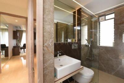 सुनटेक सिग्निया वाटरफ्रंट, ऐरोली  में 17000000  खरीदें  के लिए 1006 Sq.ft 2 BHK अपार्टमेंट के बाथरूम  की तस्वीर