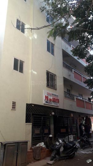 मुनेश्वरा नगर में नवरुचि पीजी फॉर जैंट्स में बिल्डिंग की तस्वीर