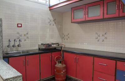 Kitchen Image of Umadevi Nest 3rd Floor in Jayanagar