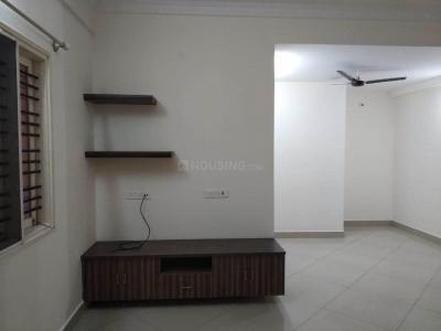 Gallery Cover Image of 600 Sq.ft 1 BHK Independent Floor for rent in Domlur Layout for 16500