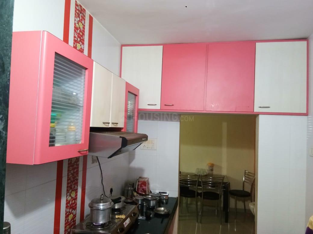 Kitchen Image of 1000 Sq.ft 2 BHK Apartment for rent in Badlapur East for 5000