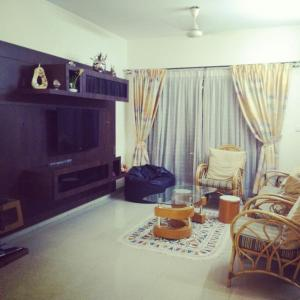 Gallery Cover Image of 1500 Sq.ft 3 BHK Apartment for rent in Citilights Knightsbridge, Brookefield for 30000