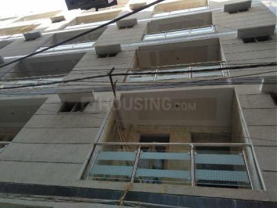 Gallery Cover Image of 750 Sq.ft 3 BHK Apartment for buy in Jamia Nagar for 4000000