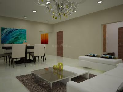 Gallery Cover Image of 1281 Sq.ft 2 BHK Apartment for rent in Panduranga Nagar for 32000