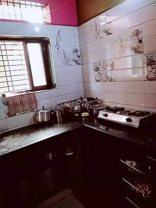 Kitchen Image of 350 Sq.ft 2 BHK Independent House for buy in Kalyan East for 1850000