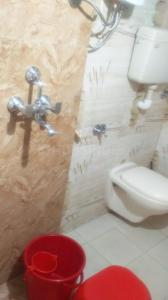 Common Bathroom Image of Hostel For Girls in Ganga Dham
