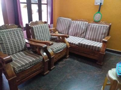 Gallery Cover Image of 750 Sq.ft 2 BHK Independent House for rent in Vidyaranyapura for 9500