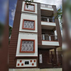 Gallery Cover Image of 650 Sq.ft 2 BHK Independent House for rent in Jalahalli West for 10000