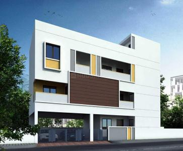 Gallery Cover Image of 353 Sq.ft 1 BHK Apartment for buy in Perumbakkam for 1550000