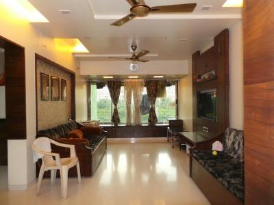 Gallery Cover Image of 1300 Sq.ft 3 BHK Apartment for rent in Thane West for 47000