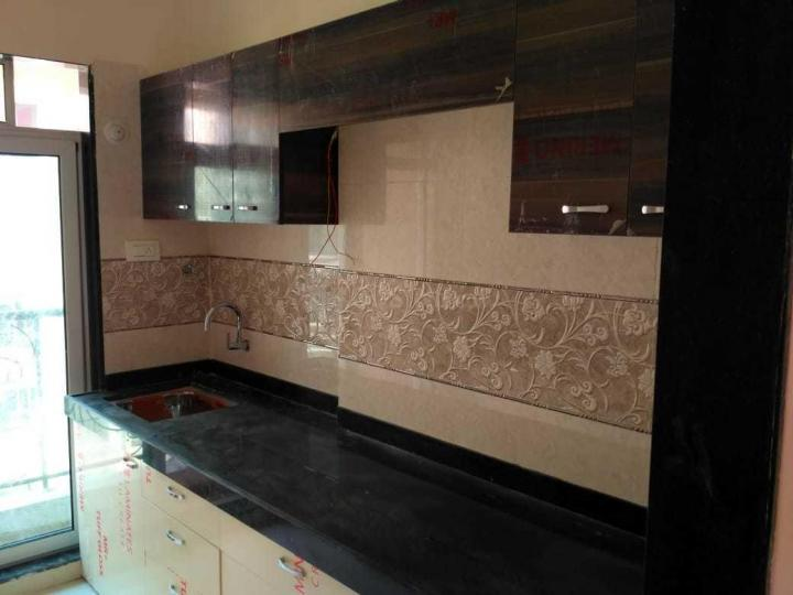Kitchen Image of 720 Sq.ft 1 BHK Apartment for rent in Taloje for 7000