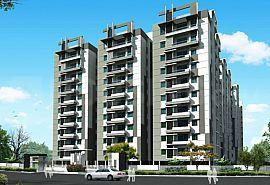 Gallery Cover Image of 1260 Sq.ft 2 BHK Apartment for buy in Nizampet for 5600000