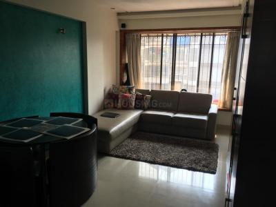 Gallery Cover Image of 550 Sq.ft 1 BHK Apartment for rent in Bluebird-A, Bandra West for 75000