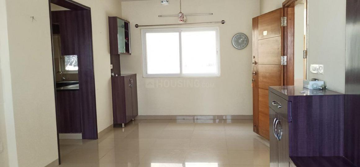Living Room Image of 1050 Sq.ft 2 BHK Apartment for rent in Kudlu Gate for 28000