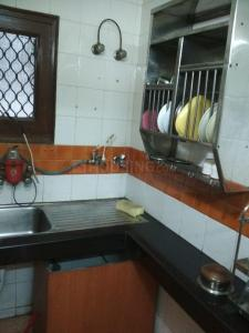 Gallery Cover Image of 850 Sq.ft 2 BHK Independent House for rent in Vikaspuri for 18000