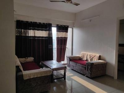 Gallery Cover Image of 1450 Sq.ft 3 BHK Apartment for rent in Bopal for 29000