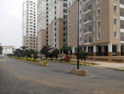 Gallery Cover Image of 692 Sq.ft 1 BHK Apartment for buy in Korattur for 5400000