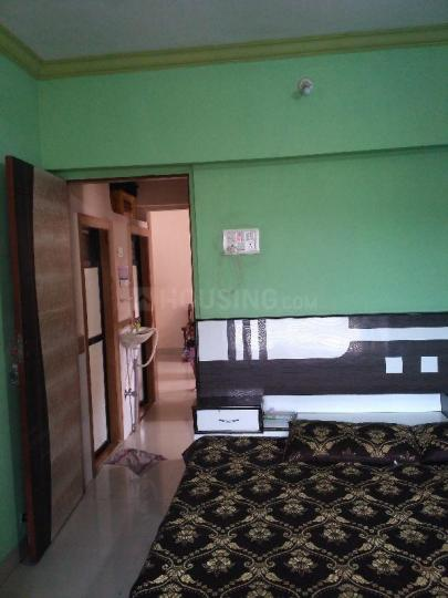 Bedroom Image of 675 Sq.ft 1 BHK Apartment for rent in Mumbra for 10000