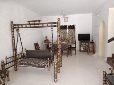 Gallery Cover Image of 2250 Sq.ft 3 BHK Independent House for rent in Memnagar for 50100