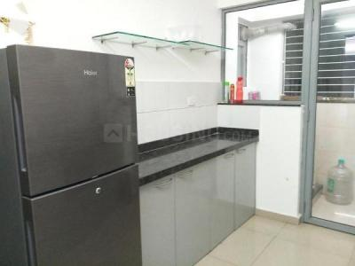 Gallery Cover Image of 650 Sq.ft 1 BHK Apartment for rent in Amanora Future Towers, Hadapsar for 18000