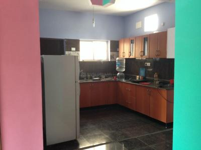 Kitchen Image of Sai O Nella Residences in Sanjaynagar