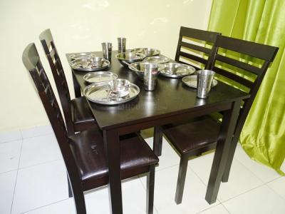 Dining Room Image of Ajay's Nest Flat-4 in Kopar Khairane