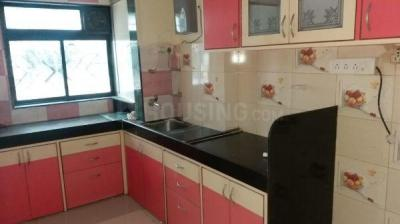 Gallery Cover Image of 595 Sq.ft 1 BHK Apartment for rent in Kandivali East for 20000