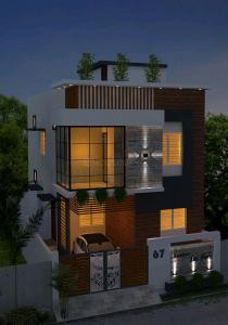 Gallery Cover Image of 1721 Sq.ft 3 BHK Independent House for buy in Medavakkam for 8400000