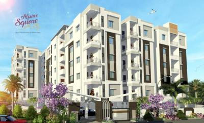Gallery Cover Image of 950 Sq.ft 2 BHK Apartment for buy in Alpine Square, Patancheru for 3500000