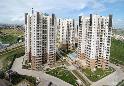 Gallery Cover Image of 2190 Sq.ft 3 BHK Apartment for rent in Sector 57 for 28000