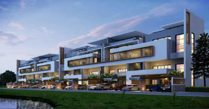 Building Image of 3044 Sq.ft 3 BHK Apartment for buy in Valmark City Ville, Hulimavu for 22000000