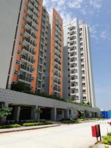 Gallery Cover Image of 581 Sq.ft 1 RK Apartment for rent in L&T Eden Park - Peach, Siruseri for 13500