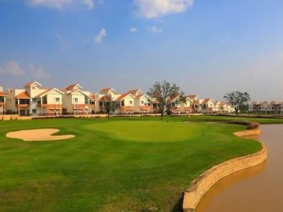 Gallery Cover Image of 4300 Sq.ft 4 BHK Villa for buy in Prestige Augusta Golf Village, Anagalapura for 39000000