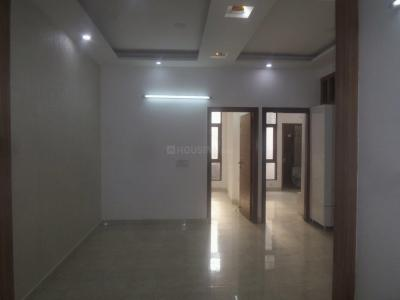 Gallery Cover Image of 800 Sq.ft 3 BHK Apartment for rent in New Ashok Nagar for 18000