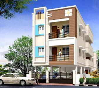 Gallery Cover Image of 980 Sq.ft 3 BHK Apartment for buy in Selaiyur for 4704000
