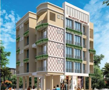 Gallery Cover Image of 335 Sq.ft 1 RK Independent Floor for buy in Dronagiri for 1500000