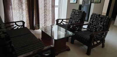 Gallery Cover Image of 1150 Sq.ft 2 BHK Apartment for rent in Supertech Cape Town, Sector 74 for 22000