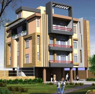 Gallery Cover Image of 1050 Sq.ft 2 BHK Apartment for buy in Santoshpur for 4800000
