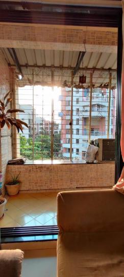 Balcony Image of 1100 Sq.ft 2 BHK Apartment for buy in Mahavir Sadhana CHS, Sanpada for 19500000