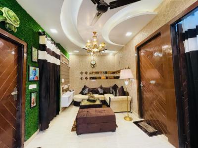 Gallery Cover Image of 765 Sq.ft 3 BHK Independent Floor for buy in Uttam Nagar for 4200000